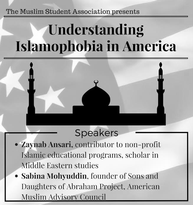 Muslim Student Association hosts panel deconstructing Islamophobia